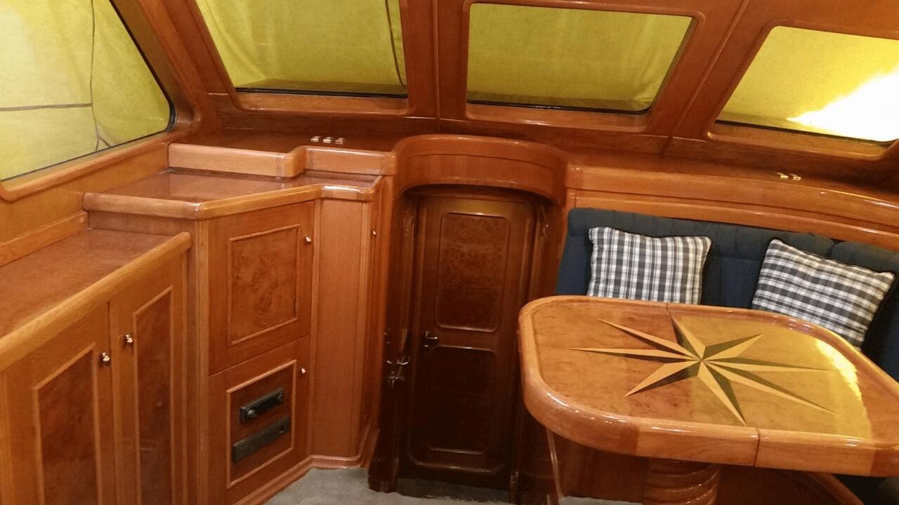 Διαμονή στο σκάφος Scorpionero 950 στην Ικαρία 10