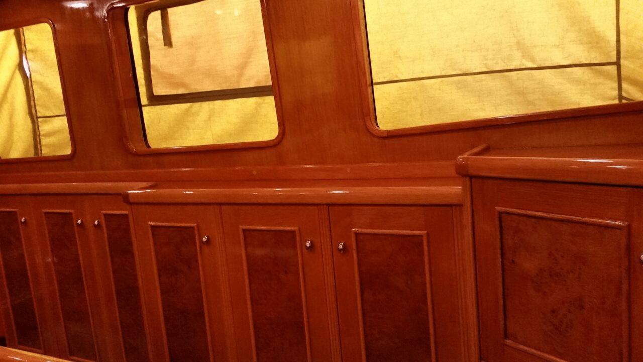 Διαμονή στο σκάφος Scorpionero 950 στην Ικαρία 11