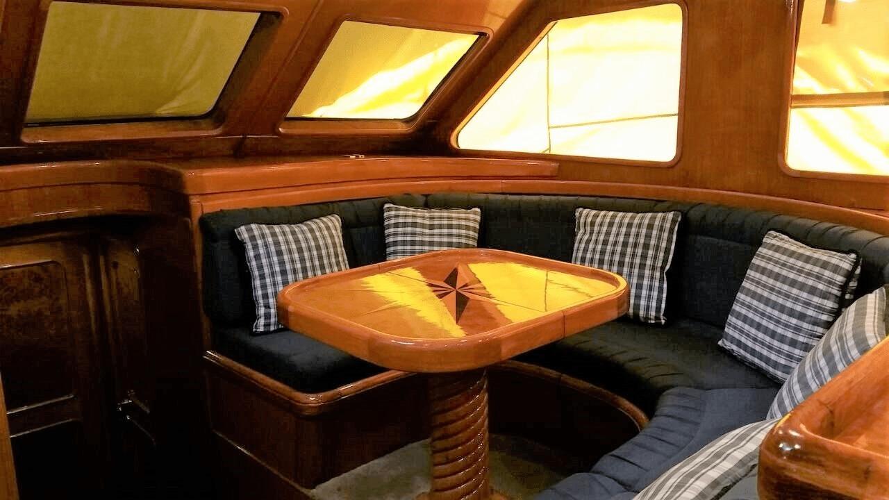 Διαμονή στο σκάφος Scorpionero 950 στην Ικαρία 12
