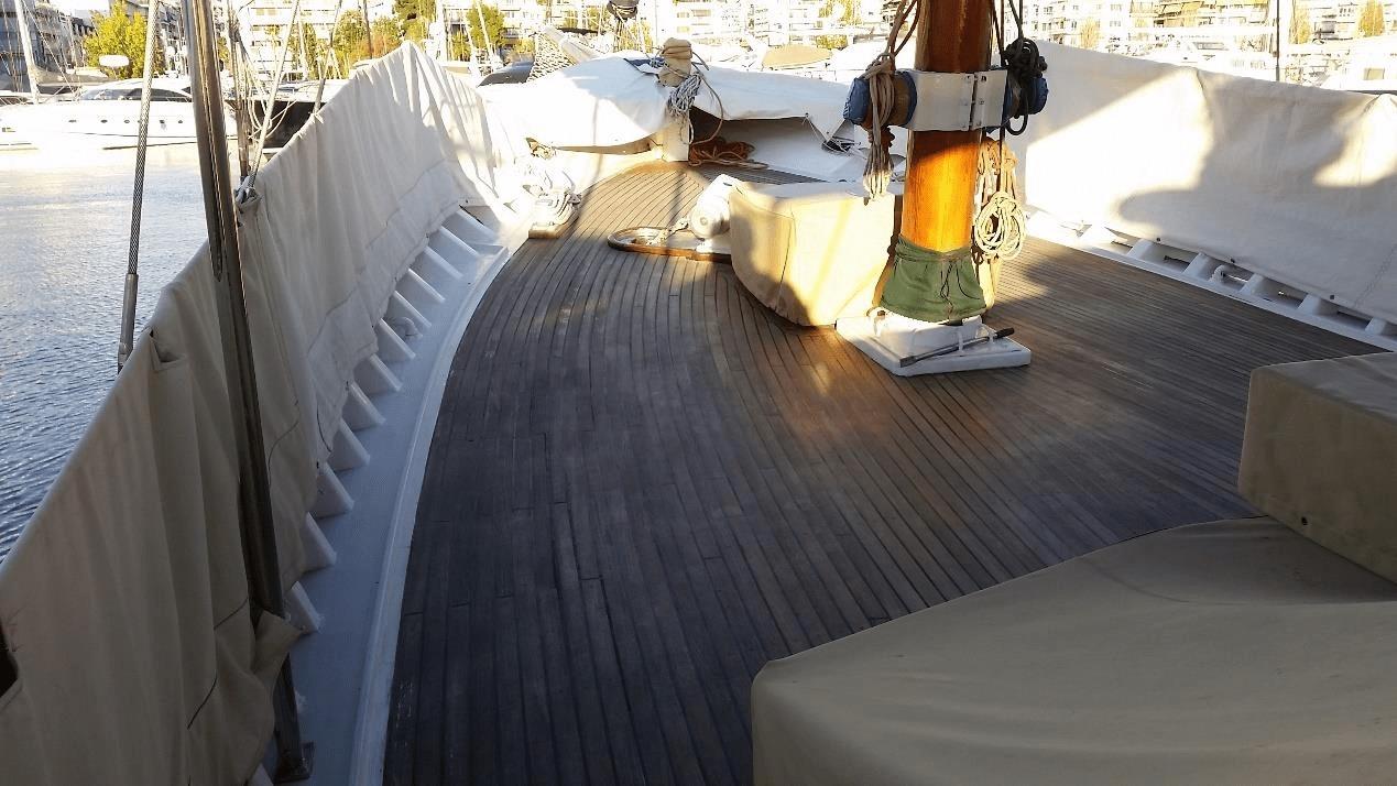 Διαμονή στο σκάφος Scorpionero 950 στην Ικαρία 5